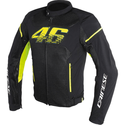 Dainese jakna VR46 D1 Air Tex