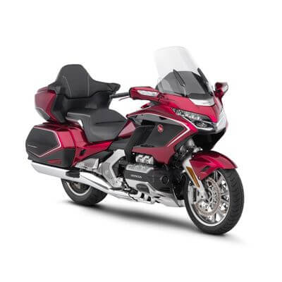 GL1800 Gold Wing Tour DCT + Airbag ( NOVO 2018 )