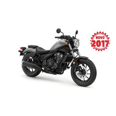 CMX500A ABS REBEL (NOVO 2017)