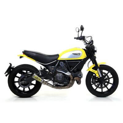 ARROW SCRAMBLER DUC.TITAN 15-