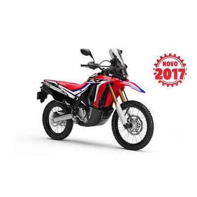 CRF250RLA Rally ABS (NOVO 2017)
