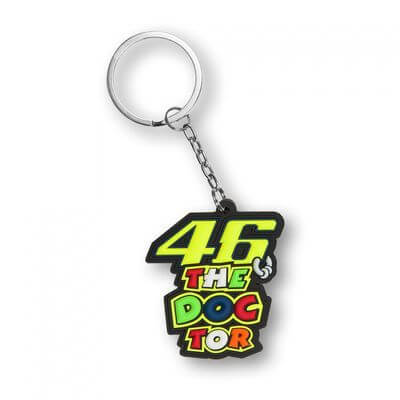 VR46 obesek The Doctor 46