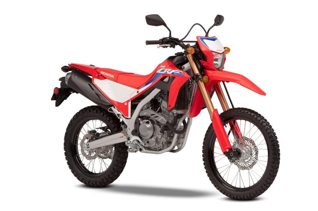 CRF300L ( NOVO 2021 )