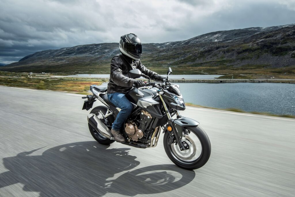 2016 Honda CB500FA (abs) For Sale at TeamMoto Springwood