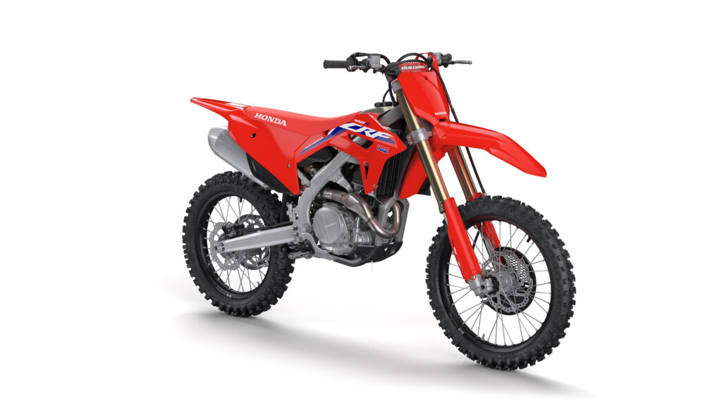 CRF 450 R ( NOVO 2021 )