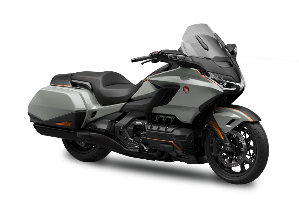 GL1800BD Gold Wing DCT ( NOVO 2021 )
